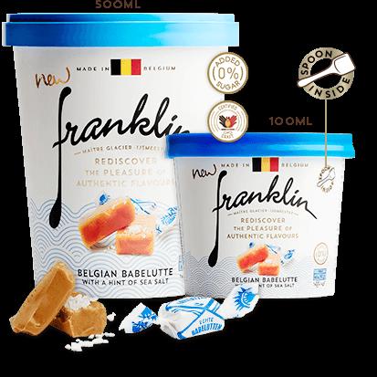 Belgian Babelutte with a hint of sea salt